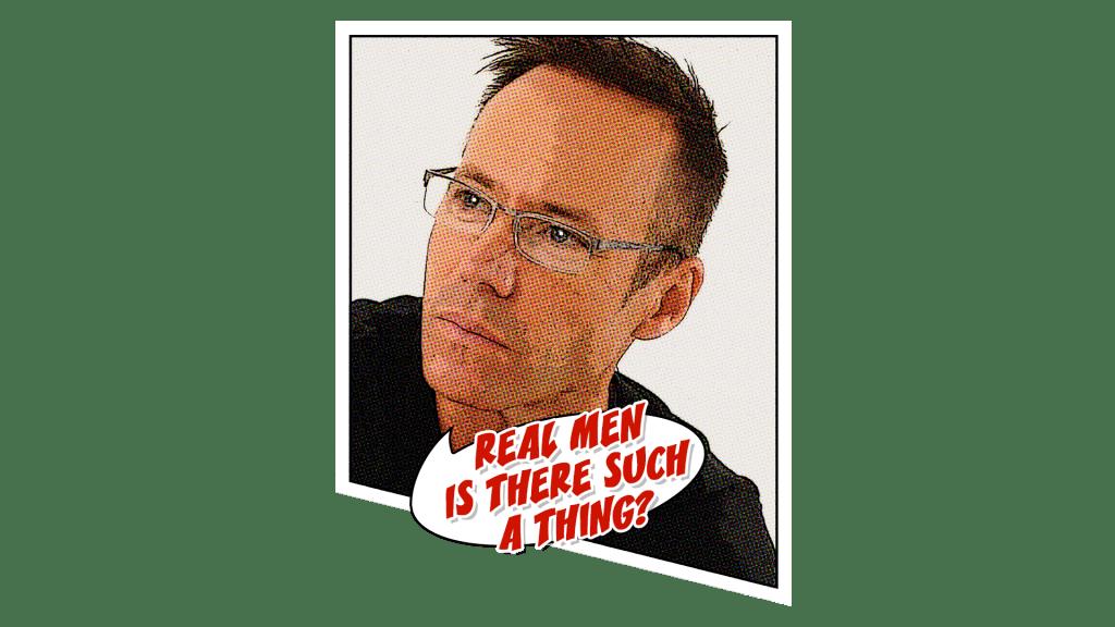 Lars Hindsley writes about men