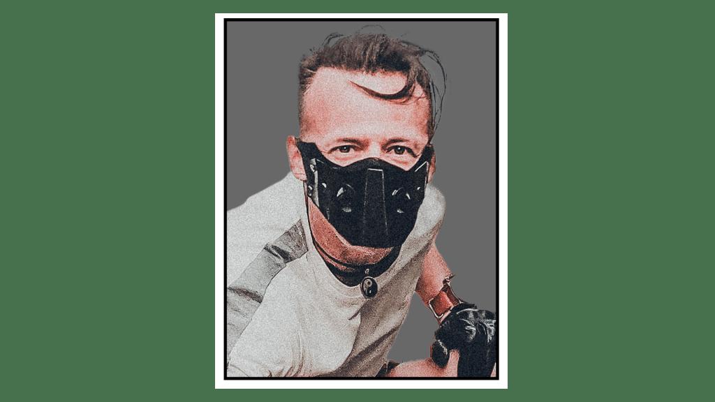 Lars Hindsley Behind the Mask